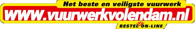 Vuurwerk Volendam Jonk-Keizer